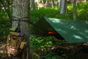 outdoor hammock bushcraft survival