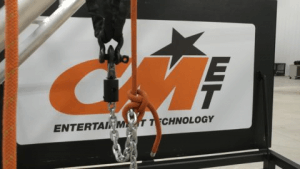 entertainment industry rigging safety, check cables, hercules securing, lifting & rigging
