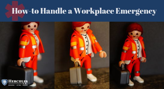 workplace emergency toy responder